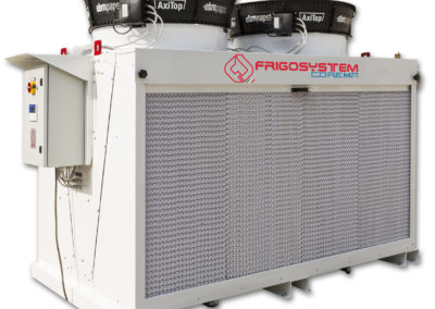 ACE / industrial chillers / Frigosystem / Plewa Consult