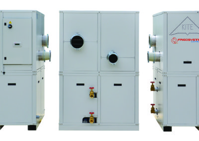 kite_3 / industrial chillers / Frigosystem / Plewa Consult
