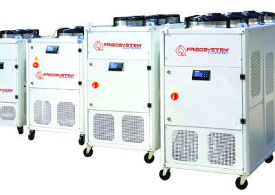 raca-c-fila / industrial chillers / Frigosystem / Plewa Consult