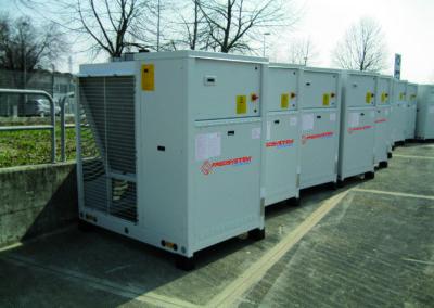 rpe_fila / industrial chillers / Frigosystem / Plewa Consult