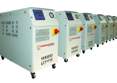 TR / industrial chillers / Frigosystem / Plewa Consult